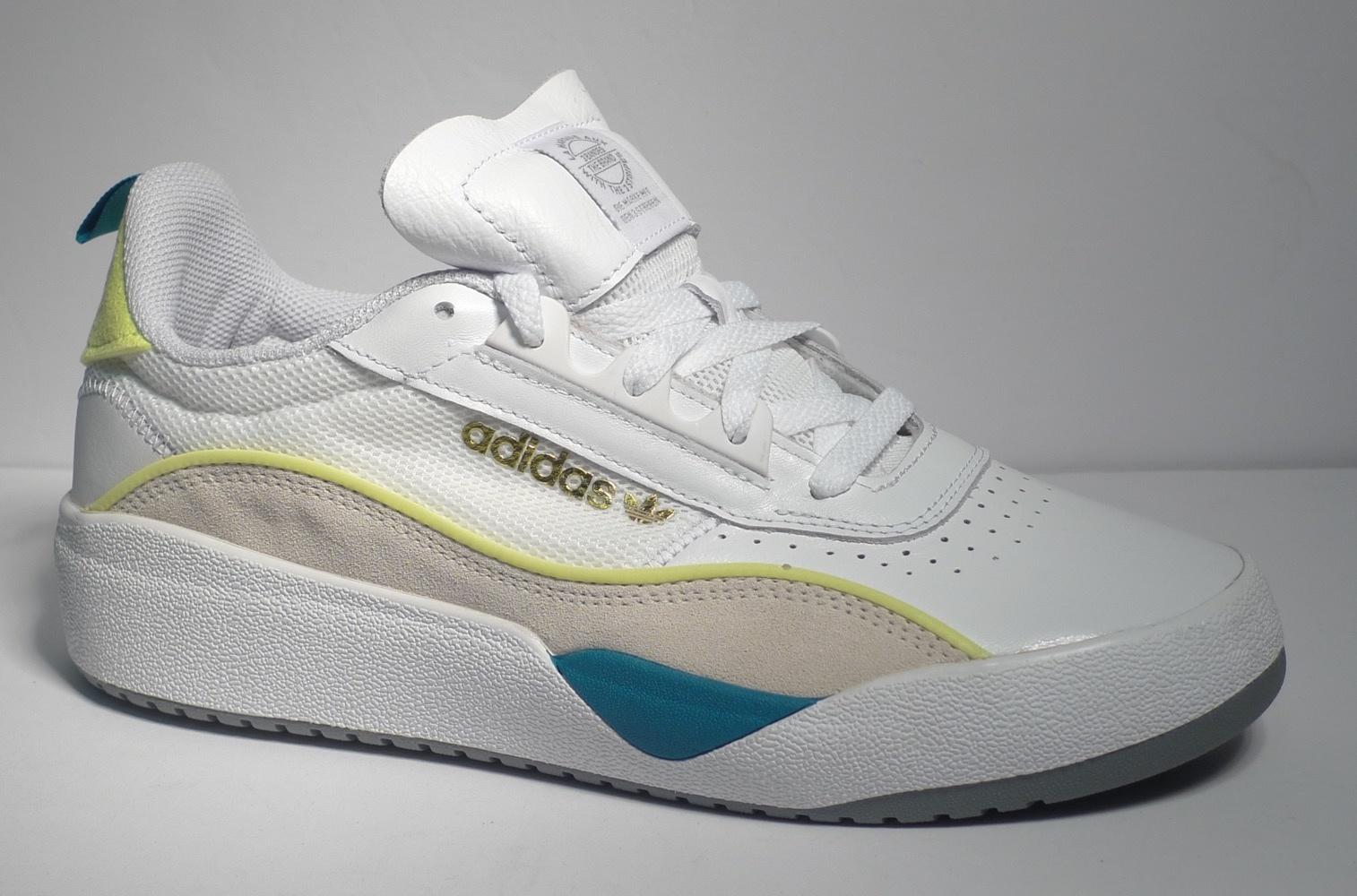 Adidas Adidas Liberty Cup - White/Chalk-White/Hi-Res Yellow