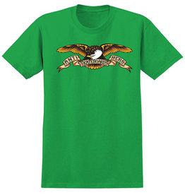 Anti-Hero Anti-Hero Eagle T-shirt - Kelly Green (size Medium)