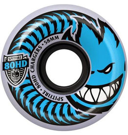 Spitfire Spitfire 80hd charger classic clear 56mm wheels (set of 4)