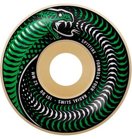 Spitfire Spitfire Formula Four Venomous radial slim 53mm 101d Wheels (Set of 4)