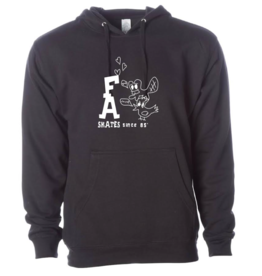 FA skates FA Skates Good & Cheep Hoodie - Black