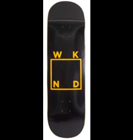 WKND brand WKND Black Logo Deck - 7.75