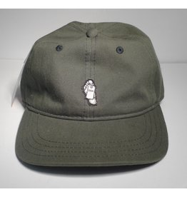 Dead On Arrival D.O.A. Foot 6-Panel Hat - Forrest
