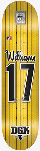 DGK DGK Williams OG Deck - 8.25