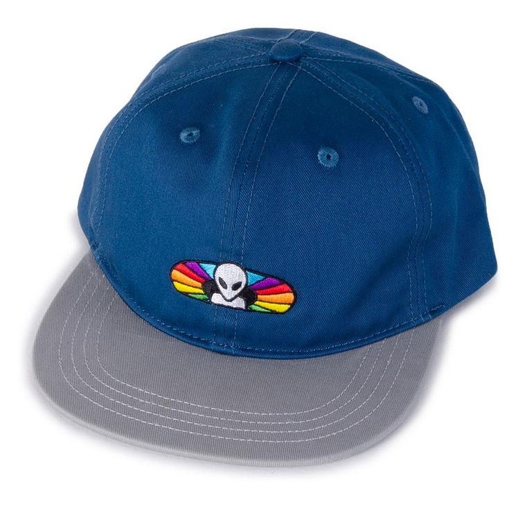 Alien Workshop Alien Workshop Spectrum Snapback Hat - Blue