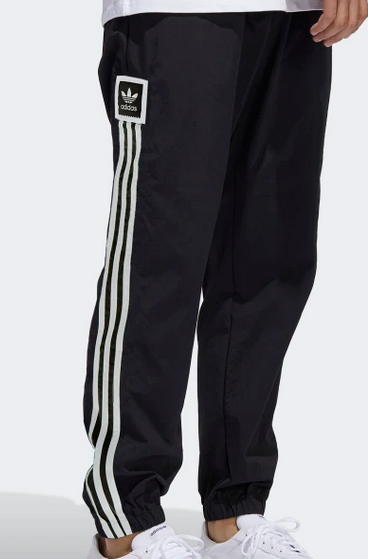 Adidas Adidas Standard 20 Wind Pants - Black/White