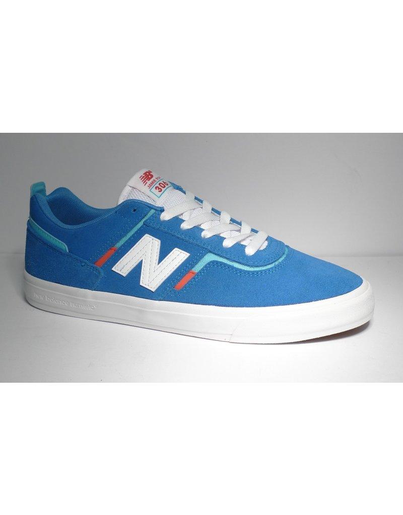 New Balance Numeric New Balance Numeric 306 (Jamie Foy) - Blue/Red/Bayside (size 9.5, 11.5 or 12)
