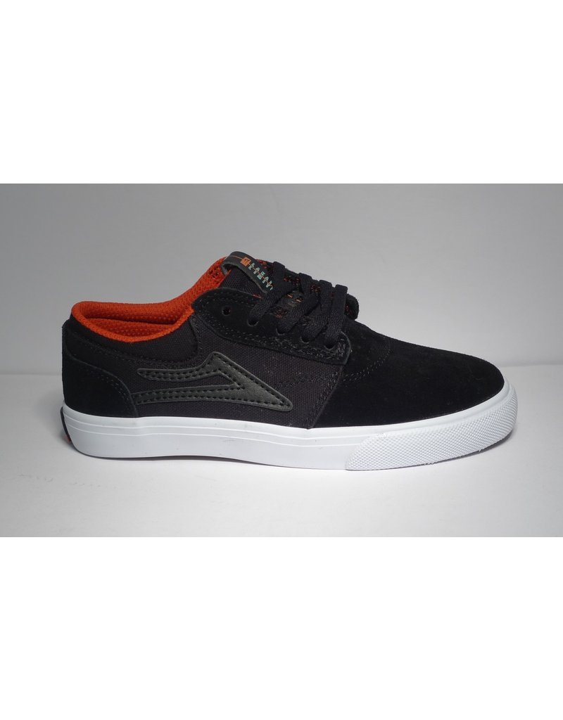 Lakai Lakai Griffin Kids - Black/Red/White (size 13K)