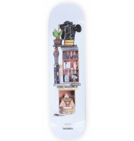 Theories Brand Theories Theorsities Isle x Theories Collab Deck - 8.12
