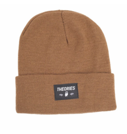Theories Brand Theories Moluch Acrylic Beanie - Coyote