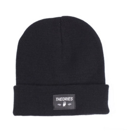 Theories Brand Theories Moluch Acrylic Beanie - Navy