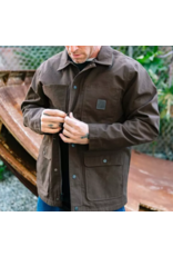 Vans Vans AVE Drill Chore Coat - Demitasse/Ave/Ripstop (size Large or X-Large)
