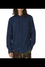 Vans Vans Banfield II Flannel - Dress Blues (Size Medium)