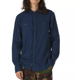 Vans Vans Banfield II Flannel - Dress Blues (Size Medium)