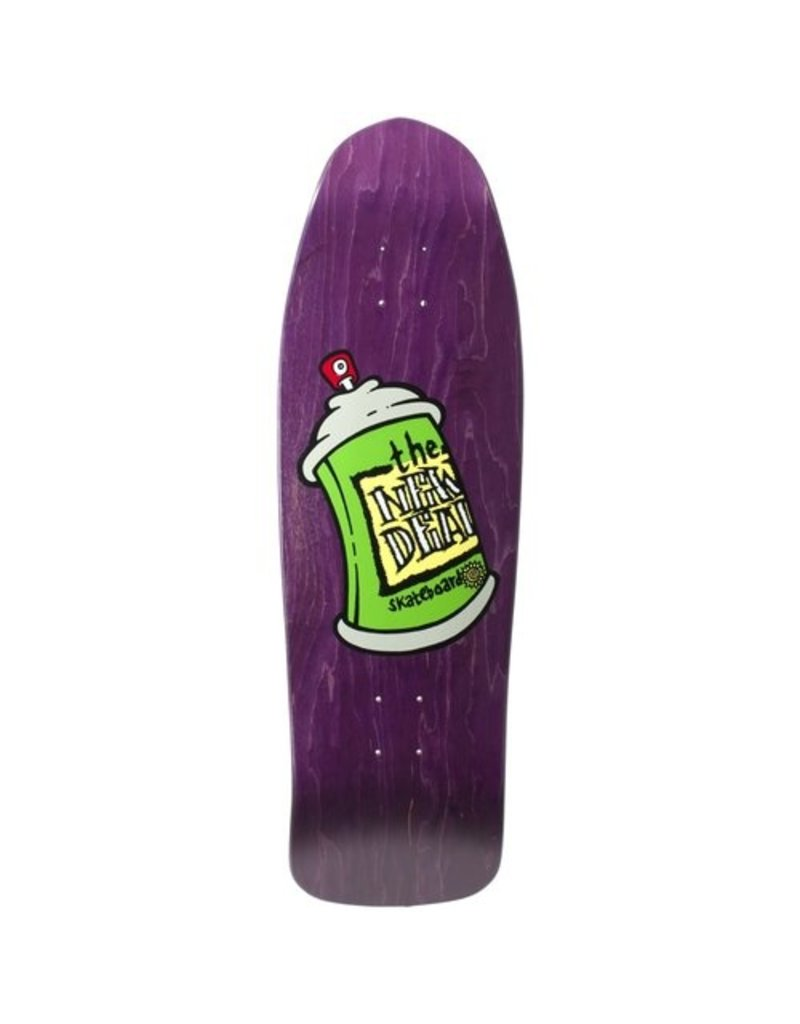 New Deal New Deal Spray Can Screen Printed Deck - 9.75 x 31.5