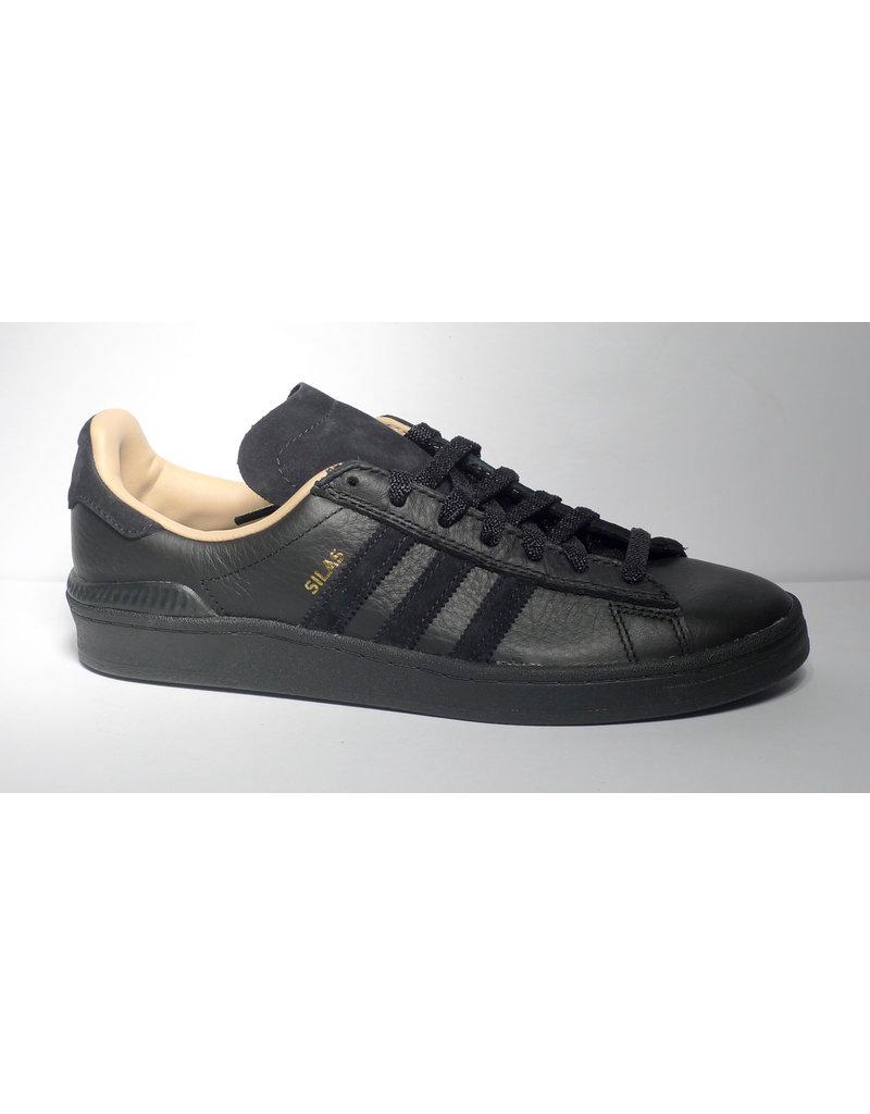 Adidas Adidas Campus Adv - (Silas) Black/Black/Pale Nude  (size 11.5 or 12)
