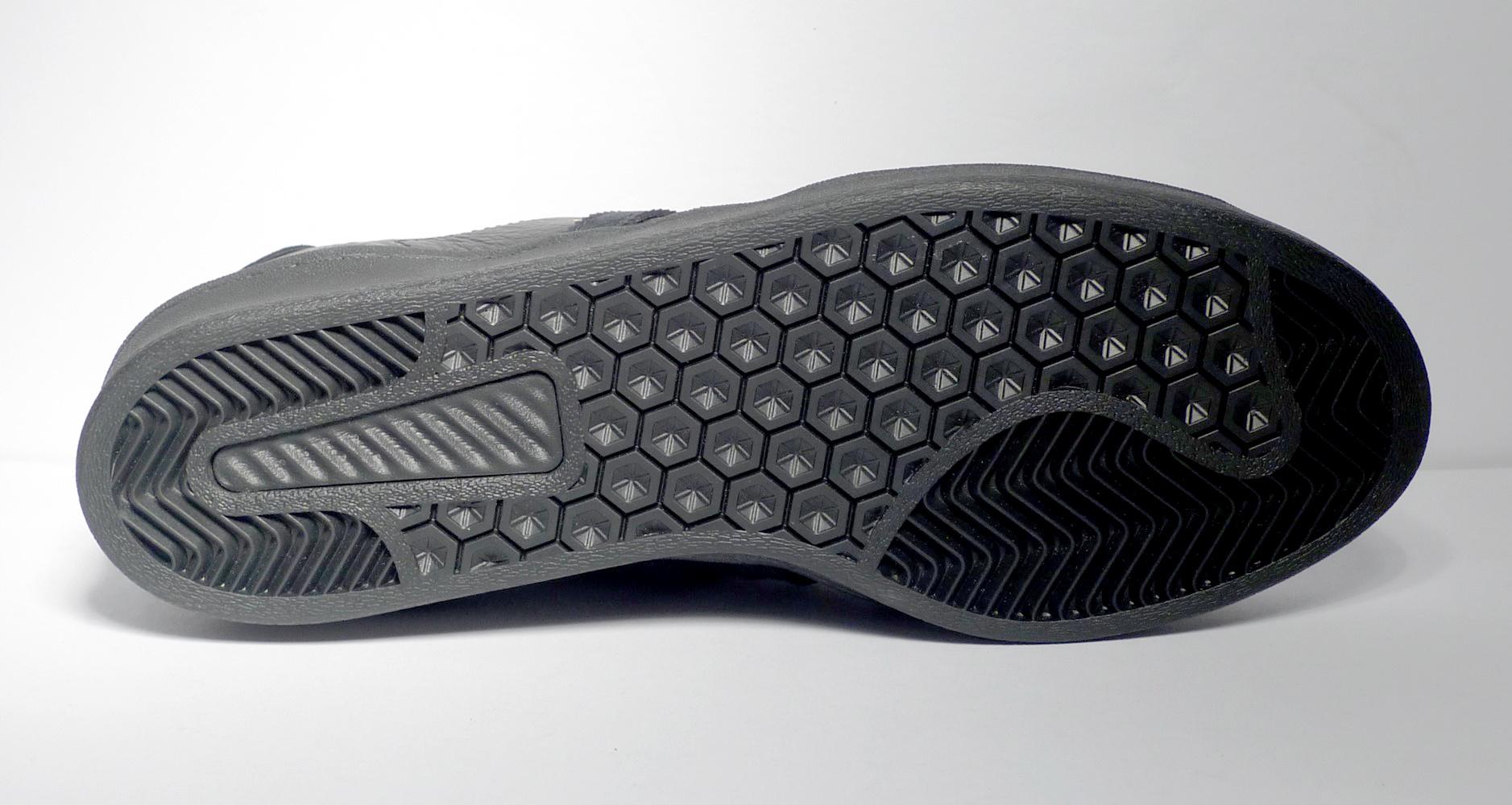 Adidas Adidas Campus Adv - (Silas) Black/Black/Pale Nude