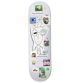 Frog Skateboards Frog Pat G Quest for Cuteness Deck - 8.6