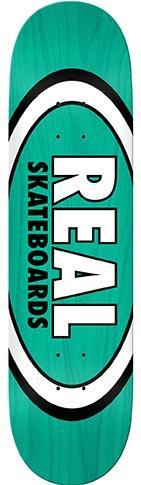 Anti-Hero Real Team Overspray Oval Deck - 8.12 x 32
