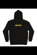 GX1000 GX1000 OG Logo Hoodie - Black/Yellow