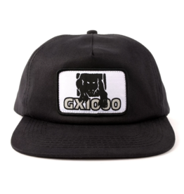 GX1000 GX1000 Panther 5 Panel Hat - Black