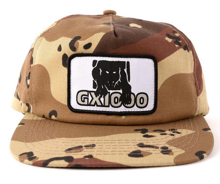 GX1000 GX1000 Panther 5 Panel Hat - Desert Camo