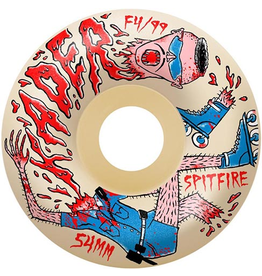 Spitfire Spitfire Formula Four Kader Neckface Radial 58mm 99D Wheels (set of 4)