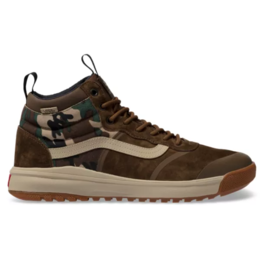 Vans Vans UltraRange Hi DL - (MTE) Dark Earth/Nomad Camo