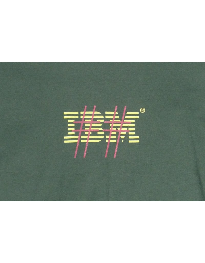 Scumco & Sons Scumco & Sons IBM T-shirt - Forest (size Medium)