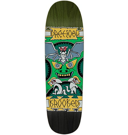 Krooked Krooked Drehobl Bat Shaped Deck - (Dan's Rig) 9.25 x 31.8