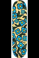Krooked Krooked Team Wild Style Flowers Embossed Deck - 8.06 x 31.91