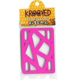 Krooked Krooked 1/8 Riser Hot Pink