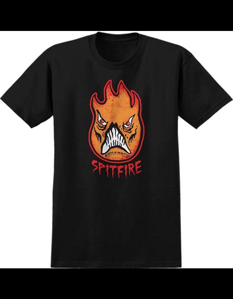 Spitfire Spitfire x Neckface Neckhead T-shirt - Black