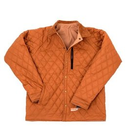 Snack Snack Duck Reversible Chore Coat (size Large or X-Large)