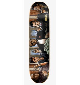 DGK DGK Break the Bread Deck - 8.25
