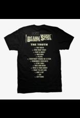 DGK DGK x Beanie Sigel T-shirt - Black