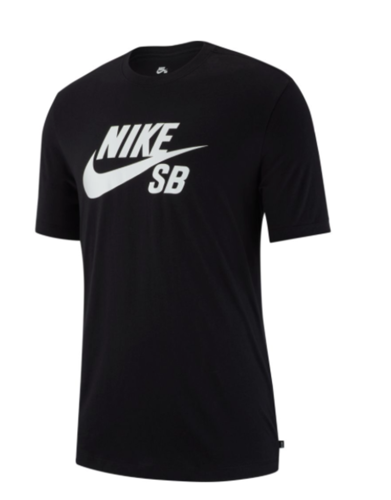 Nike SB Nike sb Dry Dfct Logo T-shirt -Black/White