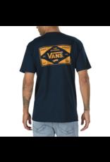 Vans Vans Best In Class T-shirt - Navy (size Medium)