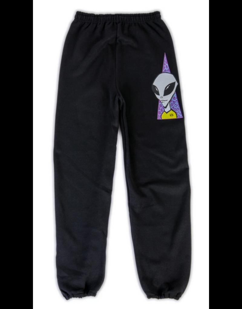 Alien Workshop Alien Workshop Visitor Sweatpants - Black