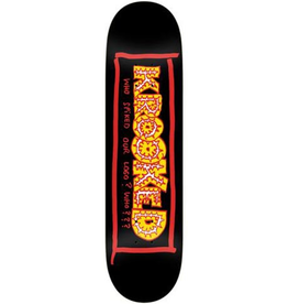Krooked Krooked Team Spiked Deck - 8.5 x 31.8