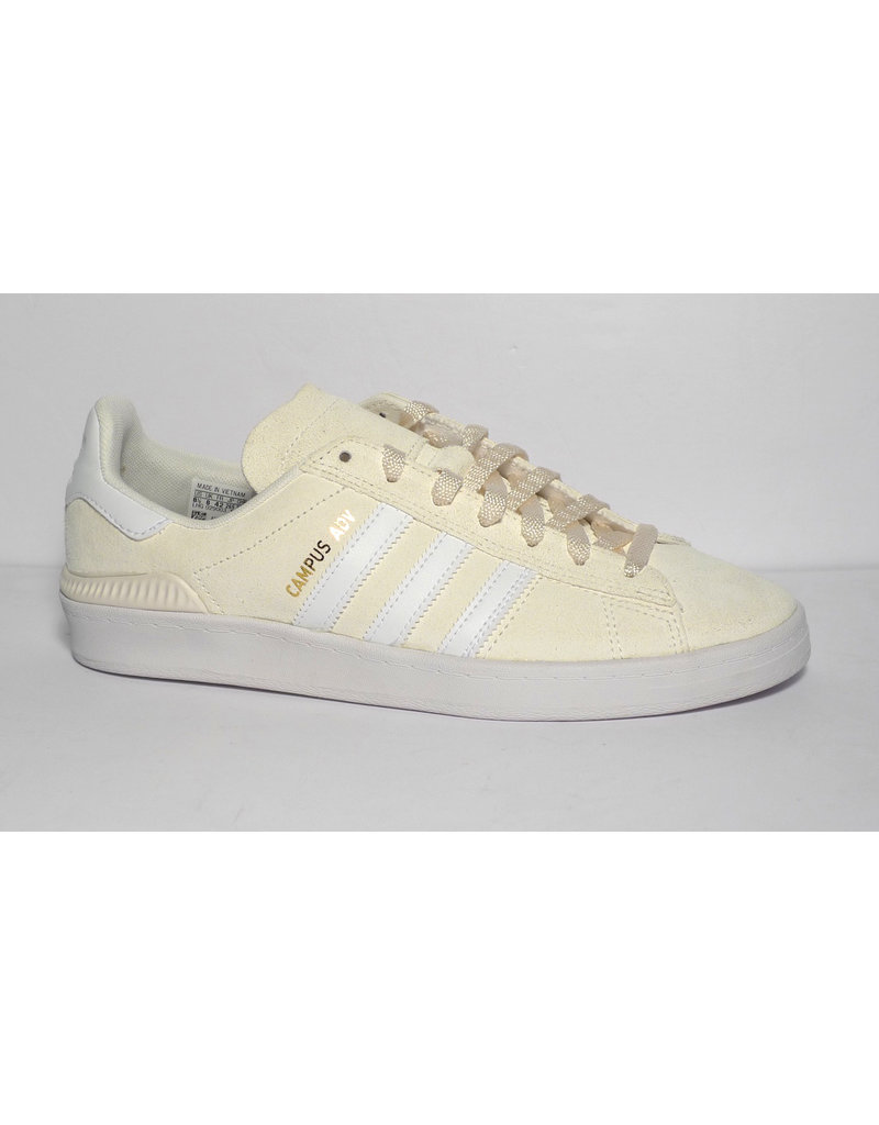 Adidas Adidas Campus ADV - Supplier Colour/White/Gold Metallic