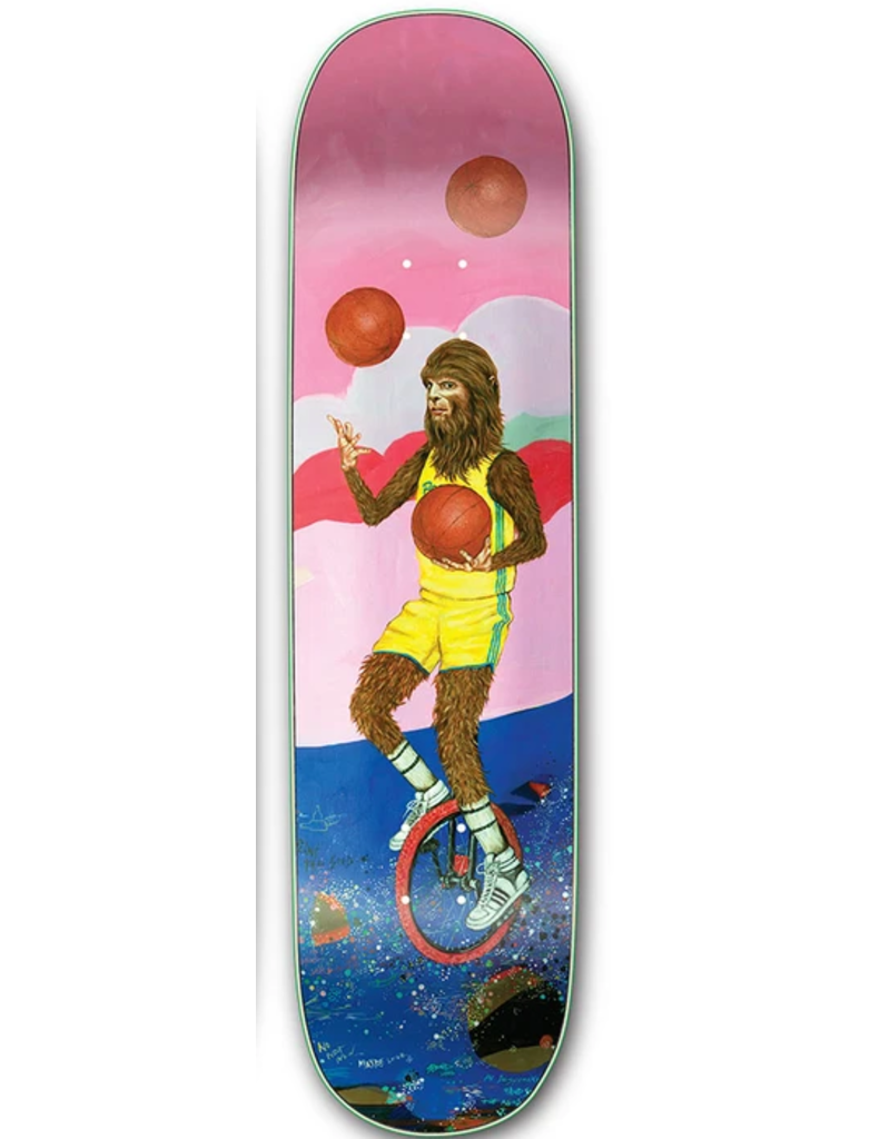 StrangeLove StrangeLove Chris Reed Wolf Boy Deck - 8.25 x 32.25 (Slick Bottom)