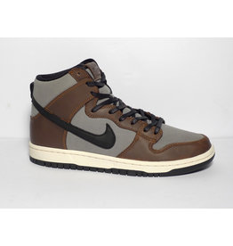Nike SB Nike sb Dunk High Pro - Baroque Brown/Black (size 6)