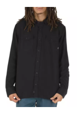 Vans Vans HerefordF Flannel L/S Button up - Black (size Large)