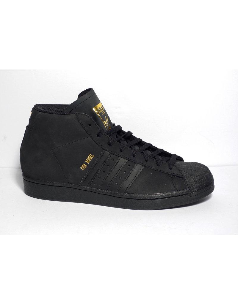 Adidas Adidas Pro Model - Black/Gold Metallic (size 11 or 11.5)