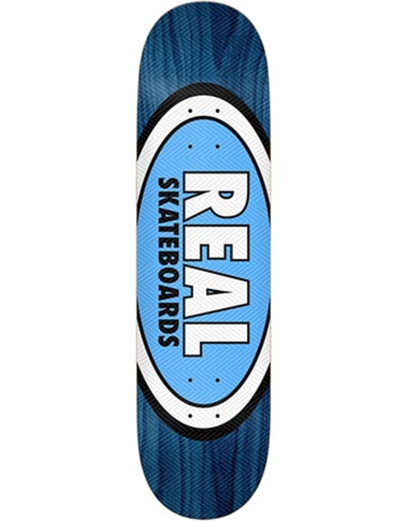 Real Real Tanner Am Edition Oval Deck - (FULL SE) 8.25 x 32