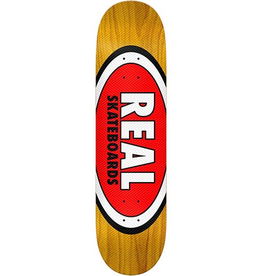 Real Real Hermann Am Edition Oval Deck - 8.5 x 31.8 R1