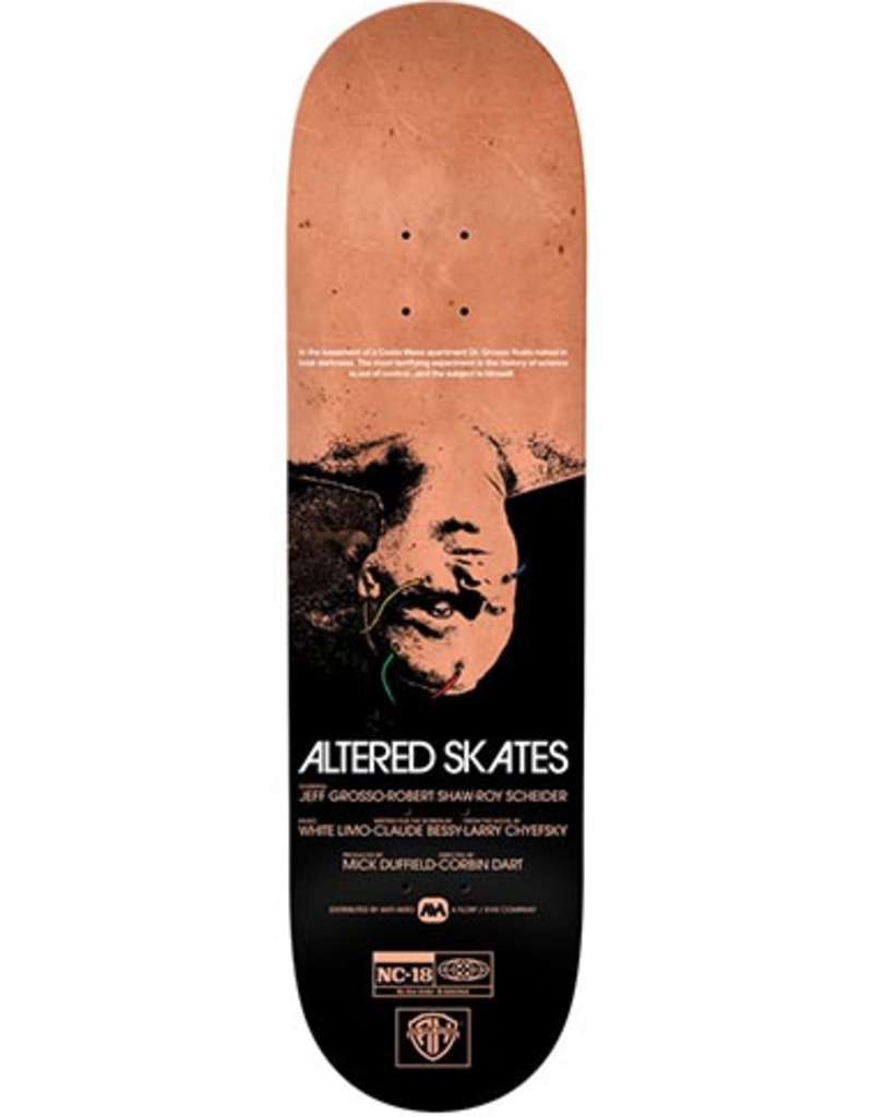 Anti-Hero Anti-Hero Grosso Drive In Deck - 8.5 x 32.25