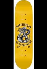 Anti-Hero Anti-Hero Team Eighteen Yellow Deck - 8.25 x 32