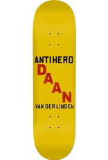 Anti-Hero Anti-Hero Daans Pot Shop Deck - 8.38 x 32.25